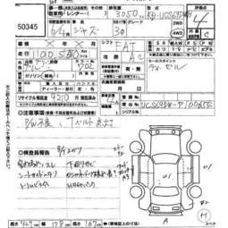1994 Isuzu MU Pictures, 3100cc., Diesel, Automatic For Sale