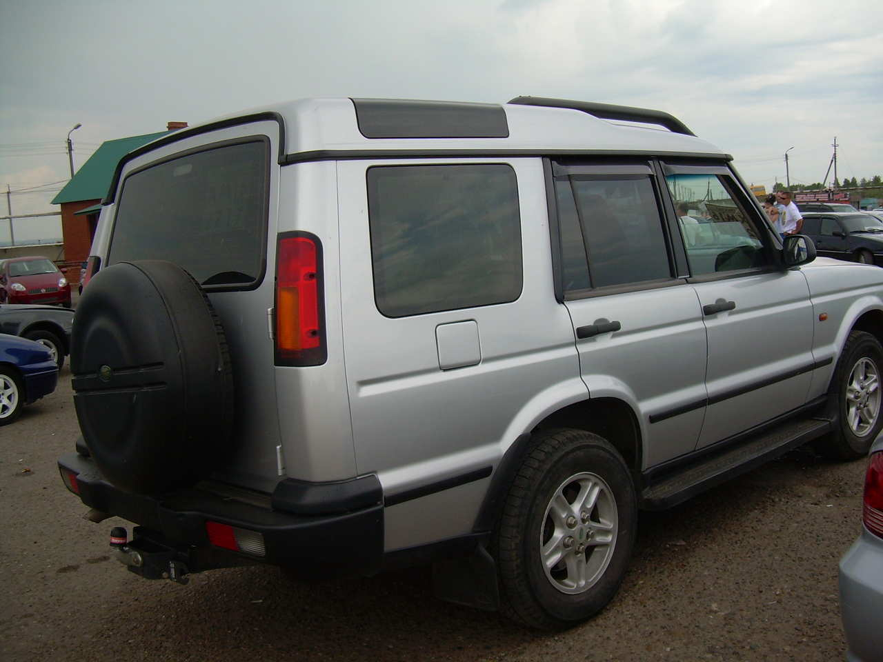 Land Rover 2004 Used Discovery