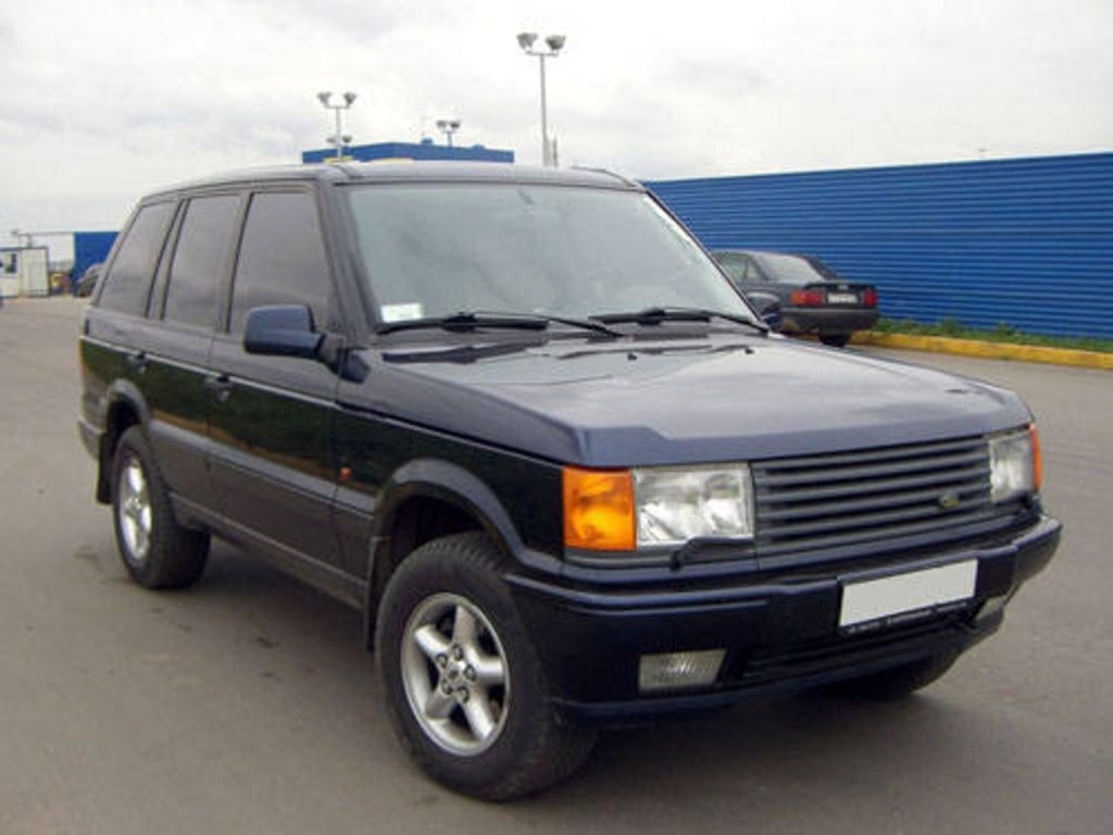 hight resolution of 1999 range rover