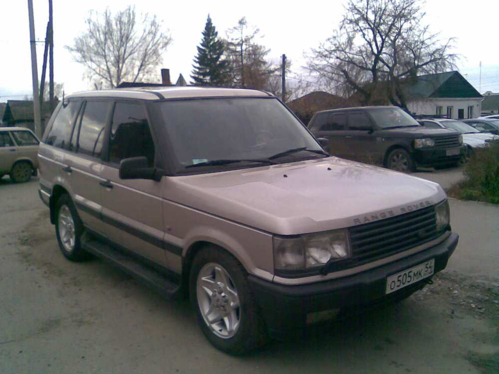 medium resolution of 1999 land rover range rover pictures