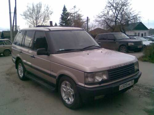 small resolution of 1999 land rover range rover pictures