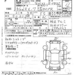 1995 Mazda RX-7 Pictures