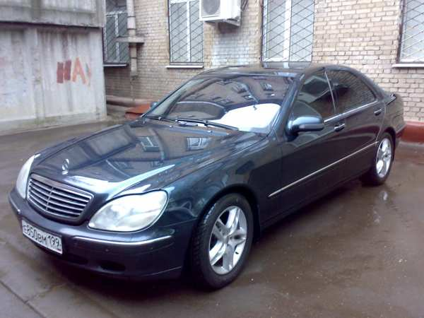 20+ 2001 Mercedes S430 Problems Pictures and Ideas on Weric