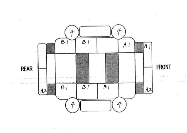 Chrysler Town And Country Fuse Box Diagram Image Details