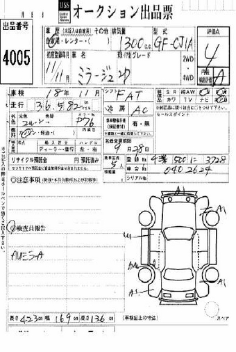 1999 Mitsubishi Mirage ASTI Pictures For Sale