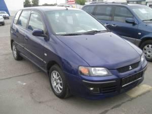 2003 Mitsubishi Space STAR Pictures, 1600cc, Gasoline, FF