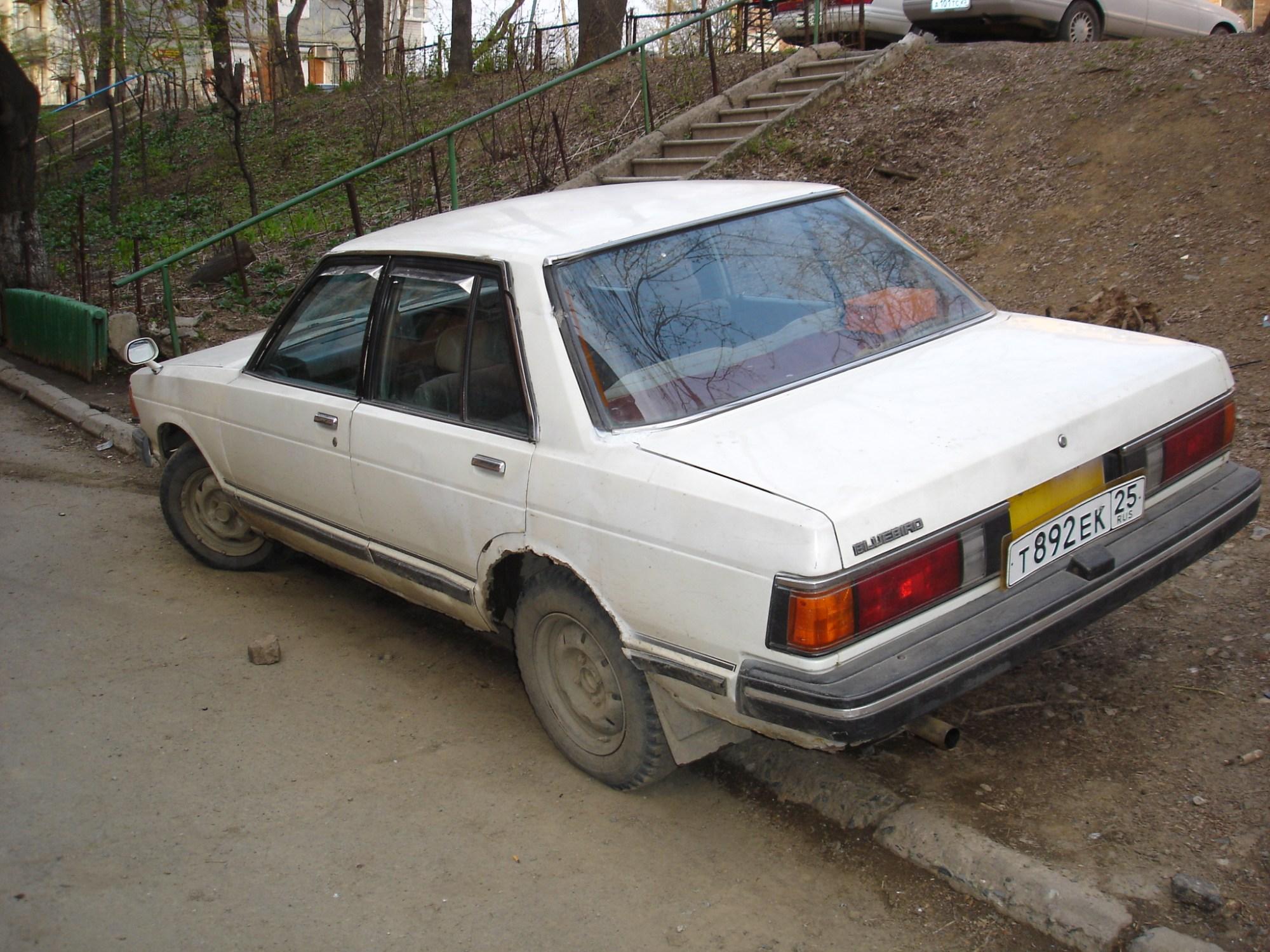 hight resolution of 1983 nissan bluebird pictures 1800cc gasoline fr or rr manual rh cars directory net nissan bluebird u13 wiring diagram