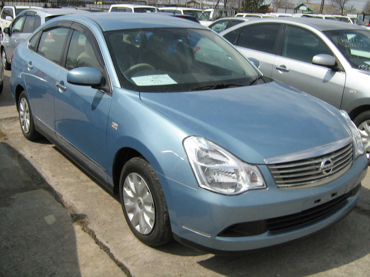 hight resolution of 2006 nissan bluebird pictures