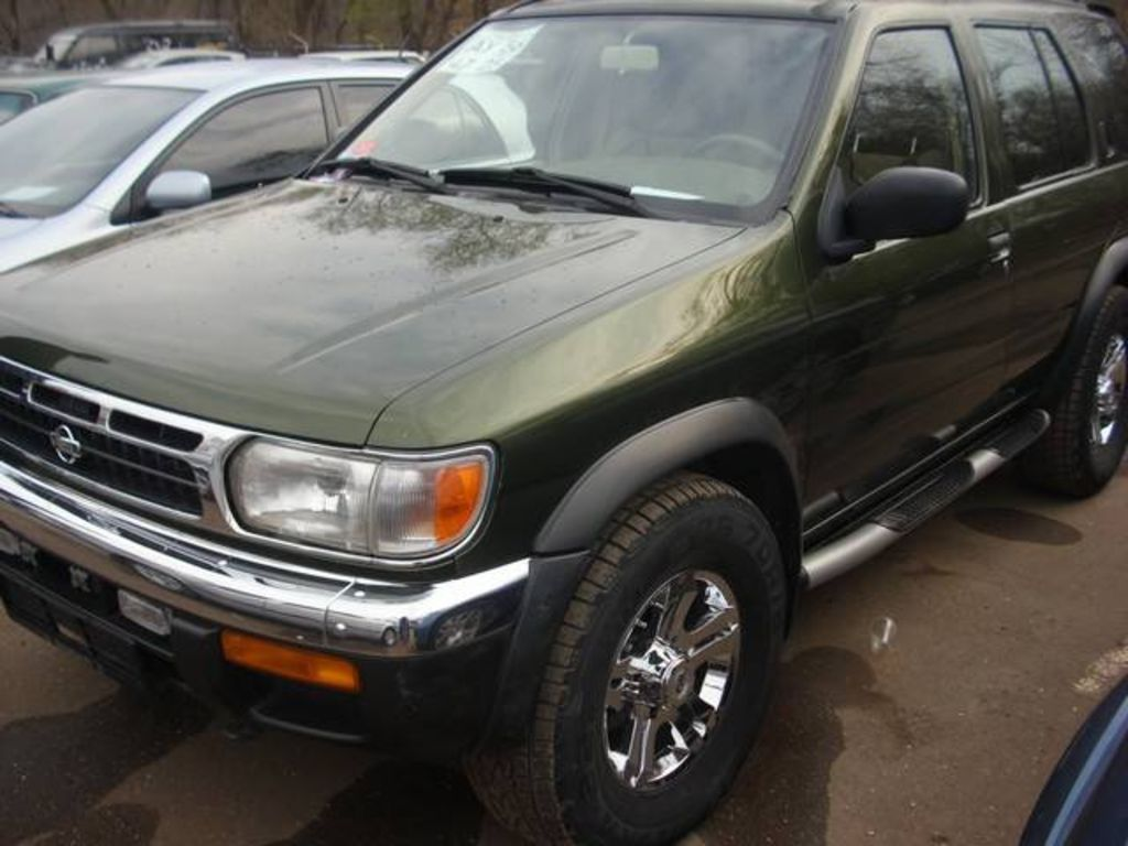 2001 Nissan Pathfinder Engine Diagram Http Wwwpic2flycom 2001