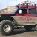 Nissan Safari Manual