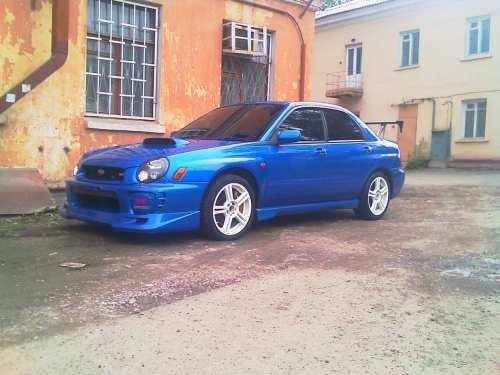 small resolution of 2002 subaru impreza wrx sti for sale