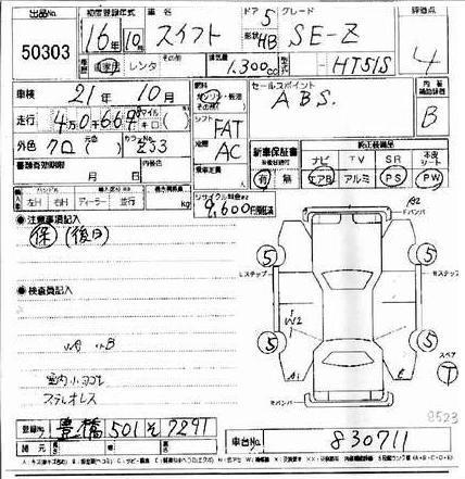 2004 Suzuki Swift specs, Engine size 1300cm3, Fuel type