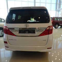 All New Alphard 3.5 Q Ulasan Grand Veloz 2012 Toyota Photos 3 5 Gasoline Ff Automatic