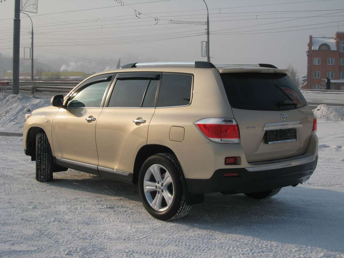 hight resolution of 2010 toyota highlander for sale 3 5 gasoline automatic for sale