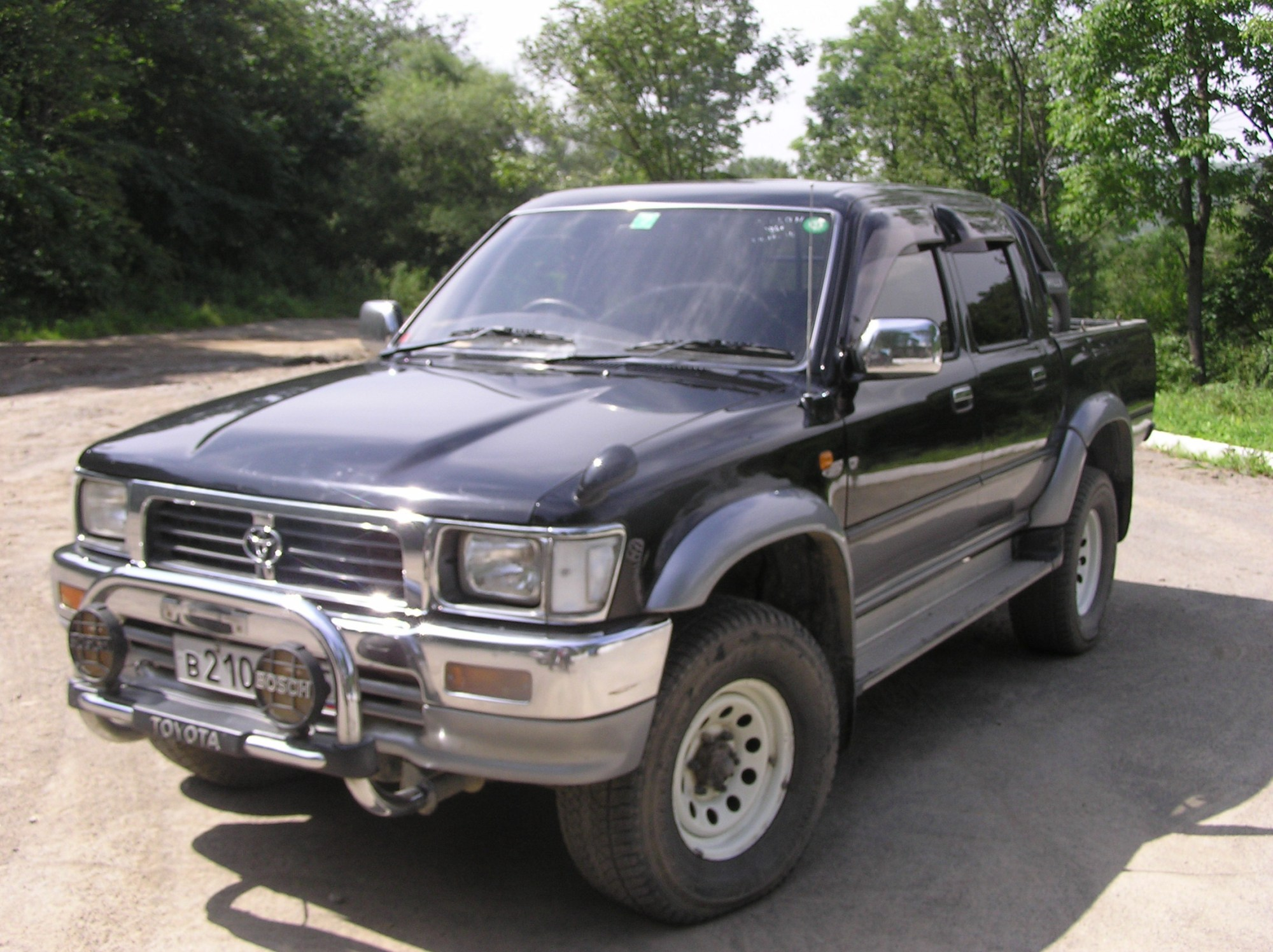 hight resolution of 1996 toyotum pickup