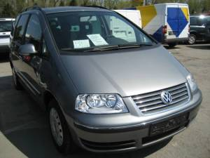2005 Volkswagen Sharan Pictures, 1900cc, Manual For Sale