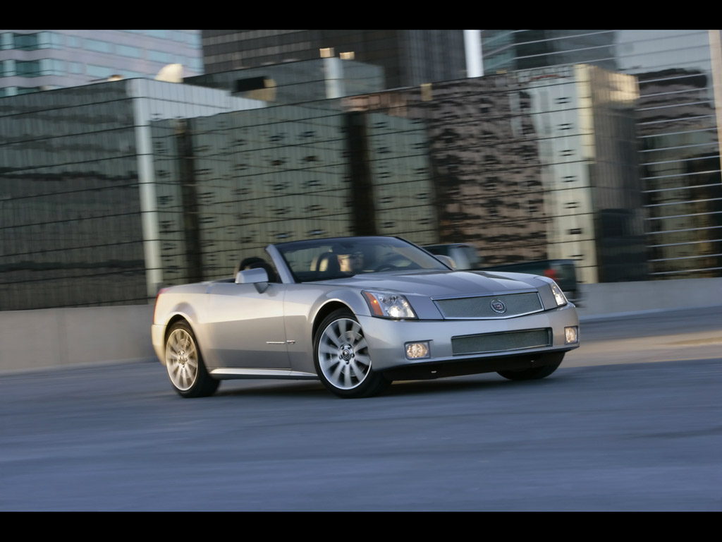 Cadillac Xlr V Wallpapers By Cars Wallpapersnet