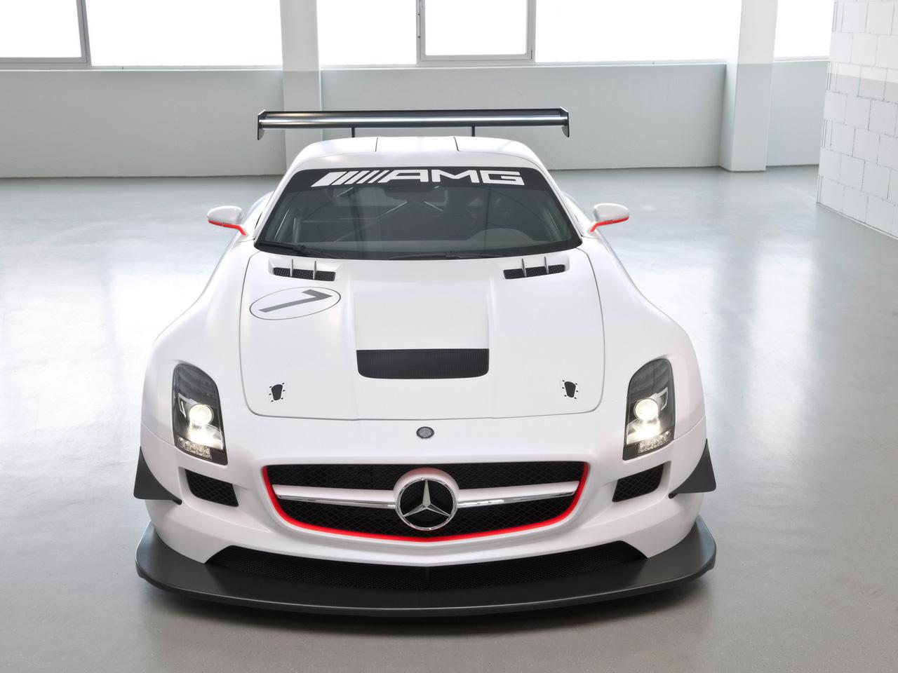 2010 Mercedes Benz Sls Amg Gt3 Wallpapers By Cars Wallpapersnet