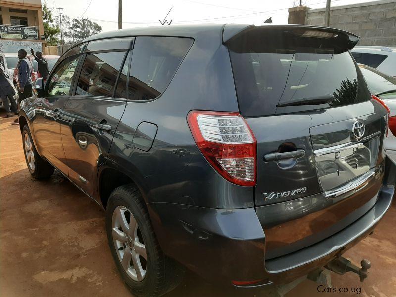 Used Toyota Vanguard | 2009 Vanguard for sale | Kampala Toyota Vanguard sales | Toyota Vanguard Price USh 65.5m | Used cars