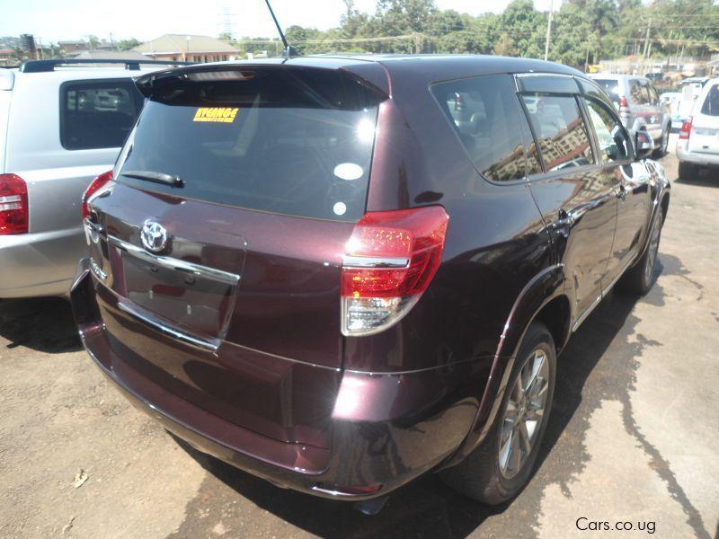 Used Toyota Vanguard | 2013 Vanguard for sale | Kampala Toyota Vanguard sales | Toyota Vanguard Price USh 100m | Used cars