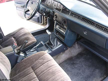 1983 Subaru GL Station Wagon