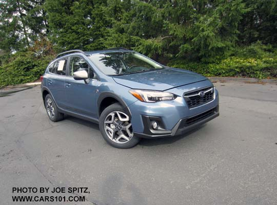 2018 Subaru Crosstrek Exterior Photos