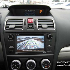 Vy Thermo Fan Wiring Diagram Marvelous Ideas Of How Sound Travels 2018 Subaru Forester Research Webpage And 2017 2 5i Base Model 6 Audio Screen With Rear View Backup