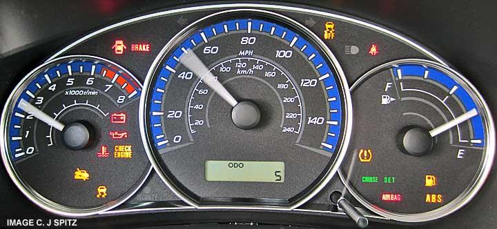Subaru Ll Bean >> subaru impreza warning lights | Decoratingspecial.com