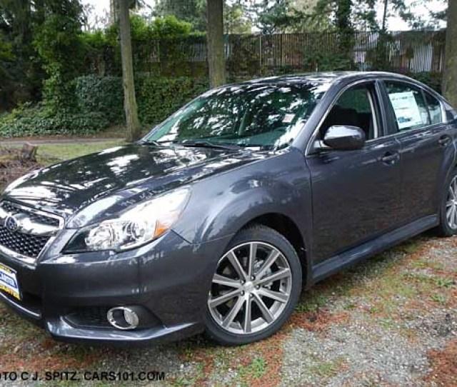 Subaru Legacy   Sport Model Available Starting December