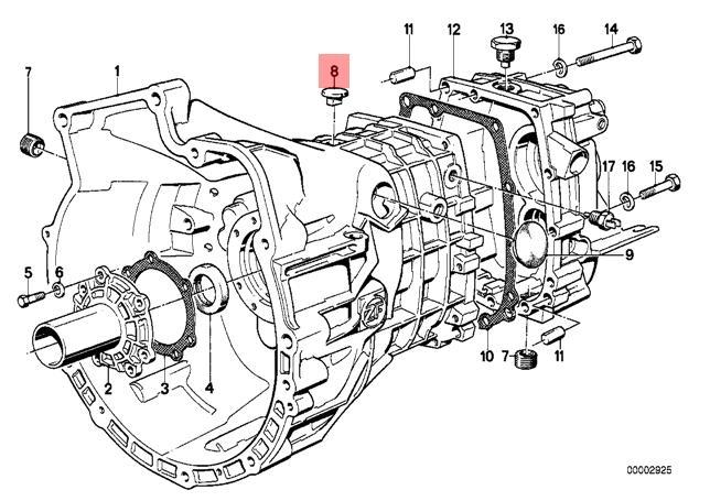 Genuine BMW E28 E30 E34 Cabrio Coupe Sedan Wagon Breather