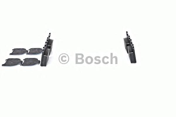 BOSCH Disc Brake Pads SET Fits MERCEDES 190 W202 W201 W124