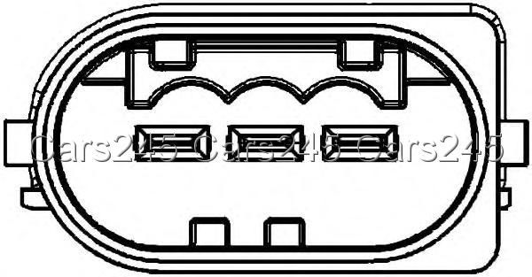 VOLVO Xc60 Kombi V70 III Bw Ölstandsensor Motorolstand