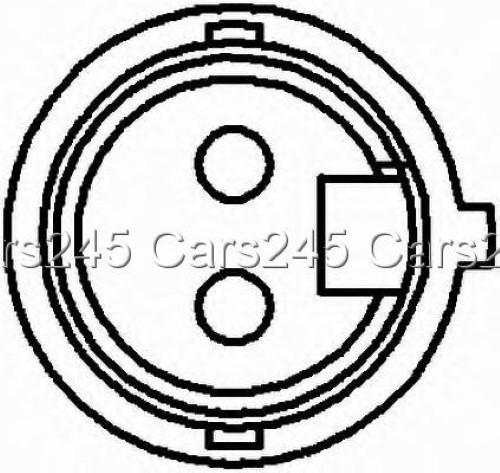 Fiat Bravo I Brava HELLA Wheel Speed Sensor ABS 1995-2002
