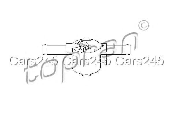 Valve for Diesel Fuel Filter Fits AUDI SKODA Superb VW