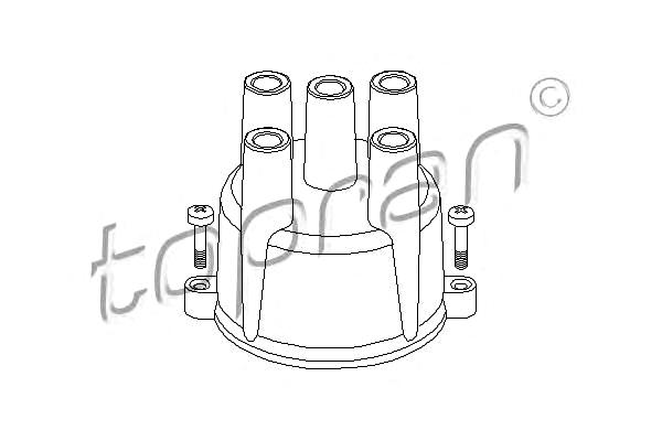 Ignition Distributor Cap Fits OPEL Astra Combo Corsa