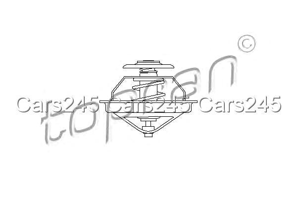 Engine Coolant Thermostat Fits BMW 3 5 7 E30 E36 E12 E28