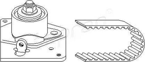 Timing Cam Belt Kit Fits OPEL Vivaro Movano RENAULT Laguna