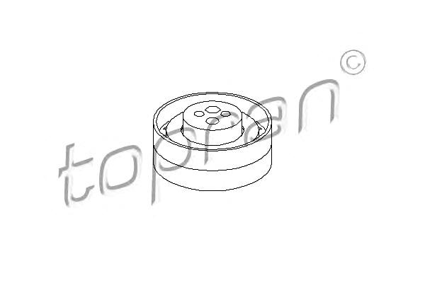 Timing Belt Tensioner Pulley Fits AUDI 80 Avant A4 A6 A8 2