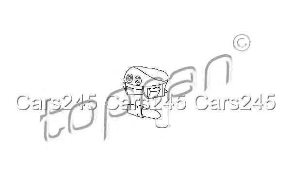 Windshield Washer Nozzle Jet Fits OPEL Vita B Corsa Omega