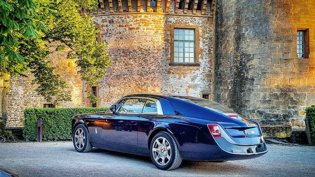 EXOTIC 10M Rolls Royce Sweptail Worlds Most Expensive