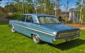 fairlane stays in the family - Peter Hibberts 1964 Ford Fairlane 4 274x171 - Fairlane stays in the family