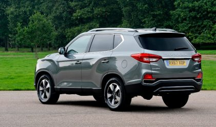 ssangyong - rexton 2 421x248 - Sing a song of SsangYong, a pocket full of change