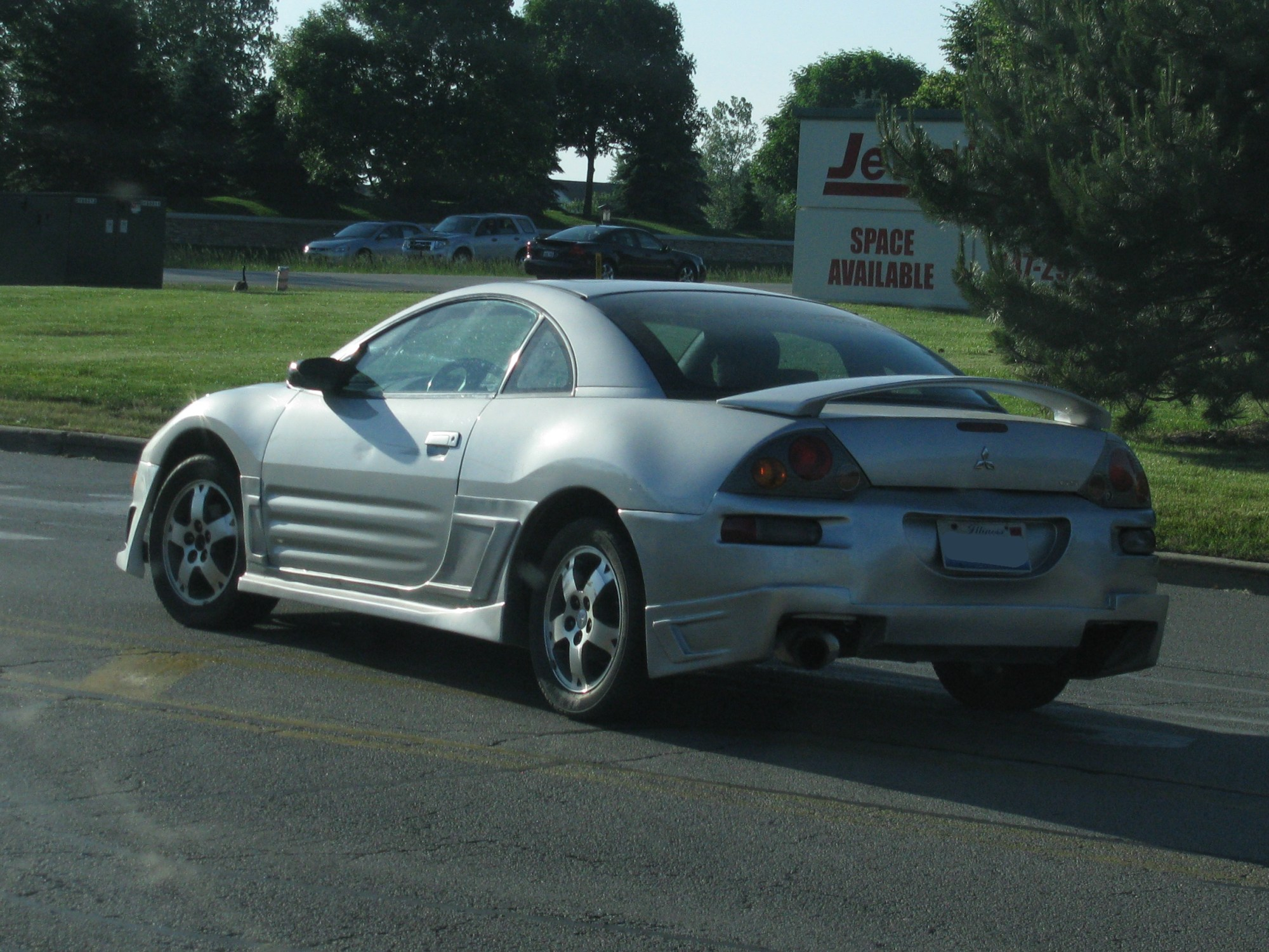 hight resolution of view photo of custom mitsubishi eclipse 2 047kb