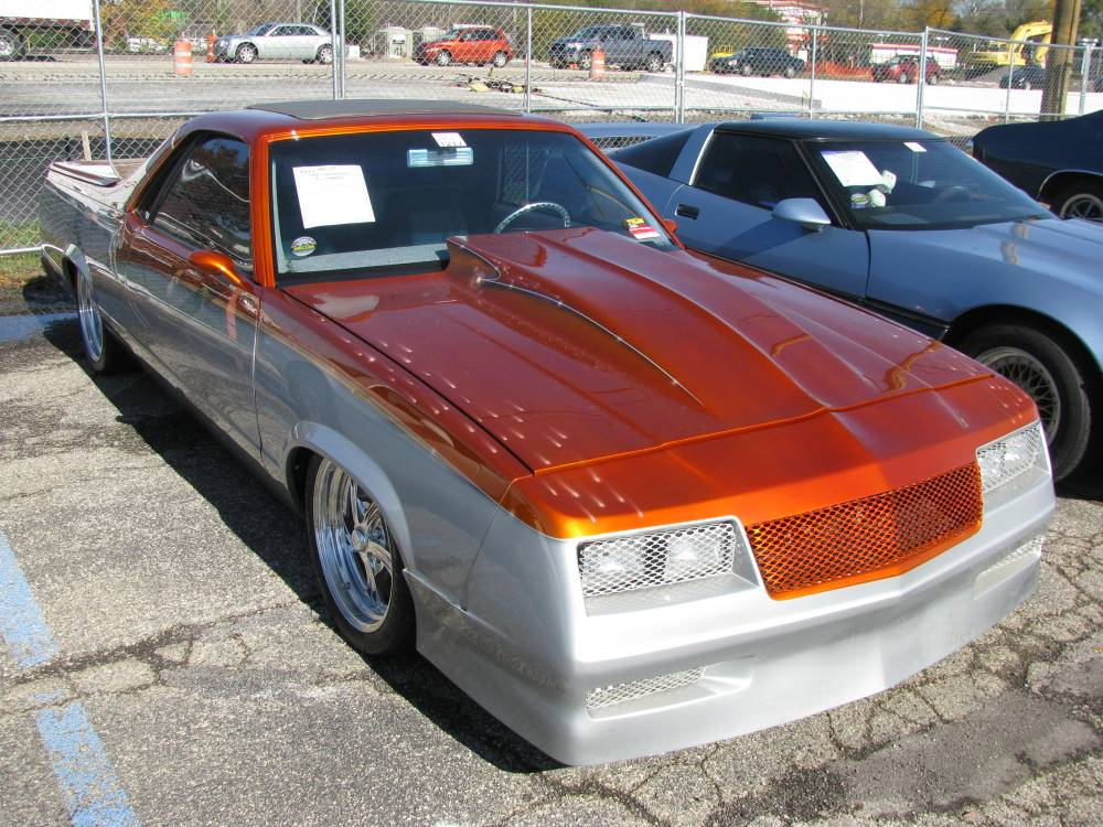 medium resolution of view photo of custom 1986 chevrolet el camino