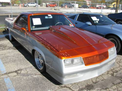 small resolution of view photo of custom 1986 chevrolet el camino