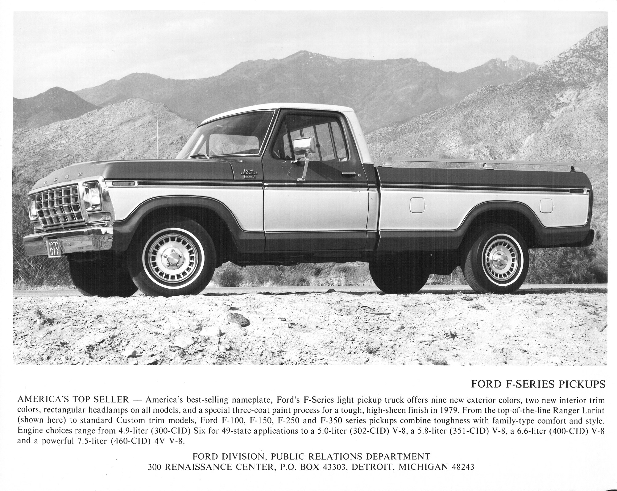hight resolution of view photo of 1979 ford f 150 ranger lariat