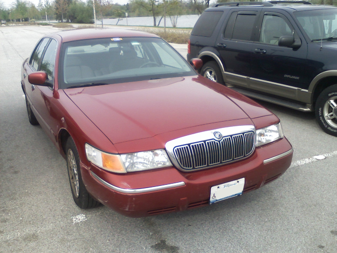 hight resolution of view photo of mercury grand marquis 572kb