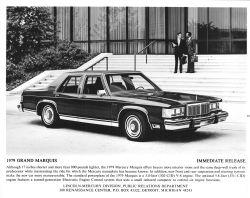 small resolution of view photo of 1979 mercury grand marquis