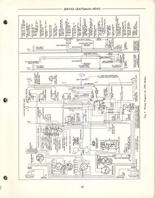 small resolution of 1951 pontiac wiring diagram