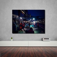 Decorative Car Canvas Lifestyle | Cars and Roses